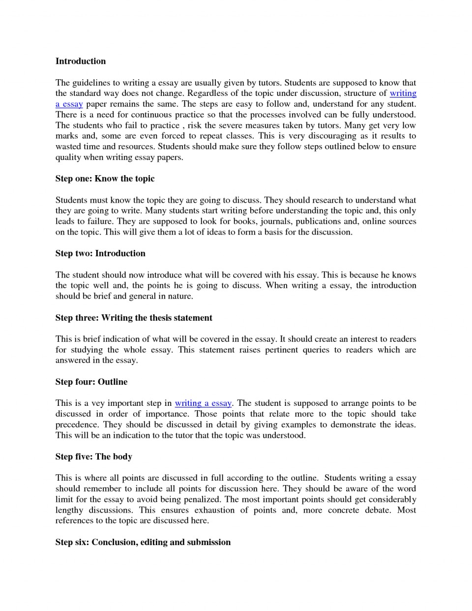 025 How To Start New Paragraph In Research Paper 7974695646 Writing An Intro Sensational A Your Introduction On Topic Sentence Off Body 960