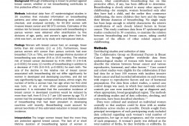 025 Ideas For Research Paper 20breast20ancer Topic Thesis Shocking A Topics Writing Good Social Psychology