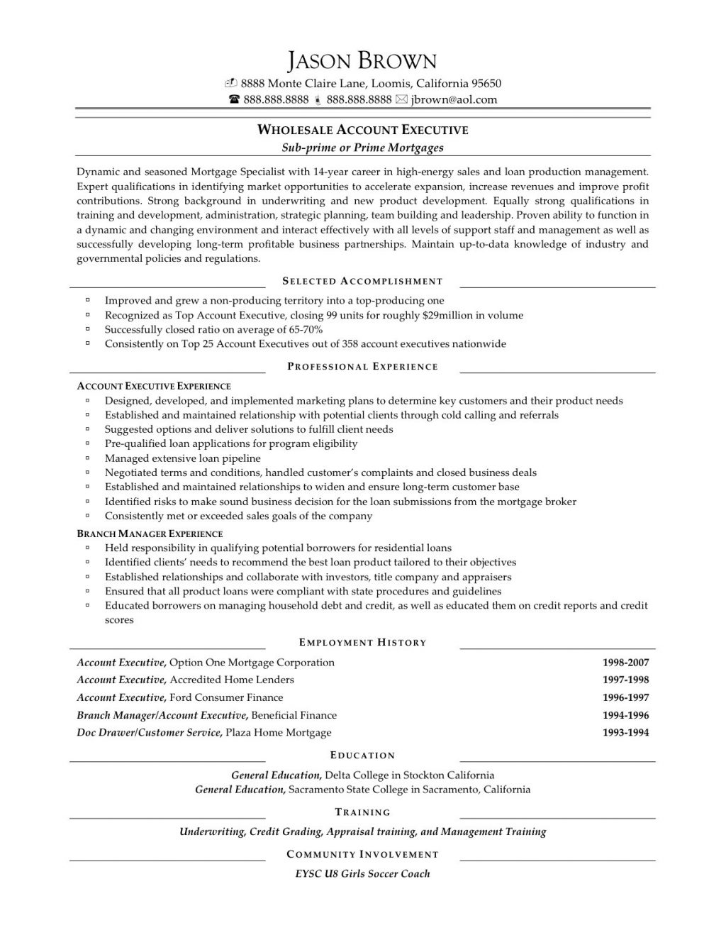 025 Research Paper Bid Manager Resume Example Duties Of Sales