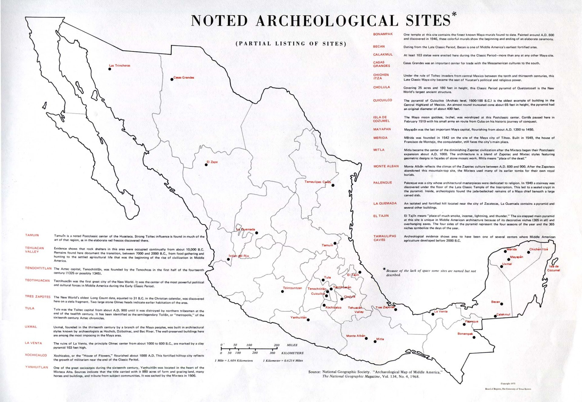 025 Research Paper Noted Archeological Sites In Mexico Good Topics For World History Impressive Papers 1920
