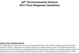 025 Research Paper Page 1 Ap Environmental Science Fearsome Topics 320