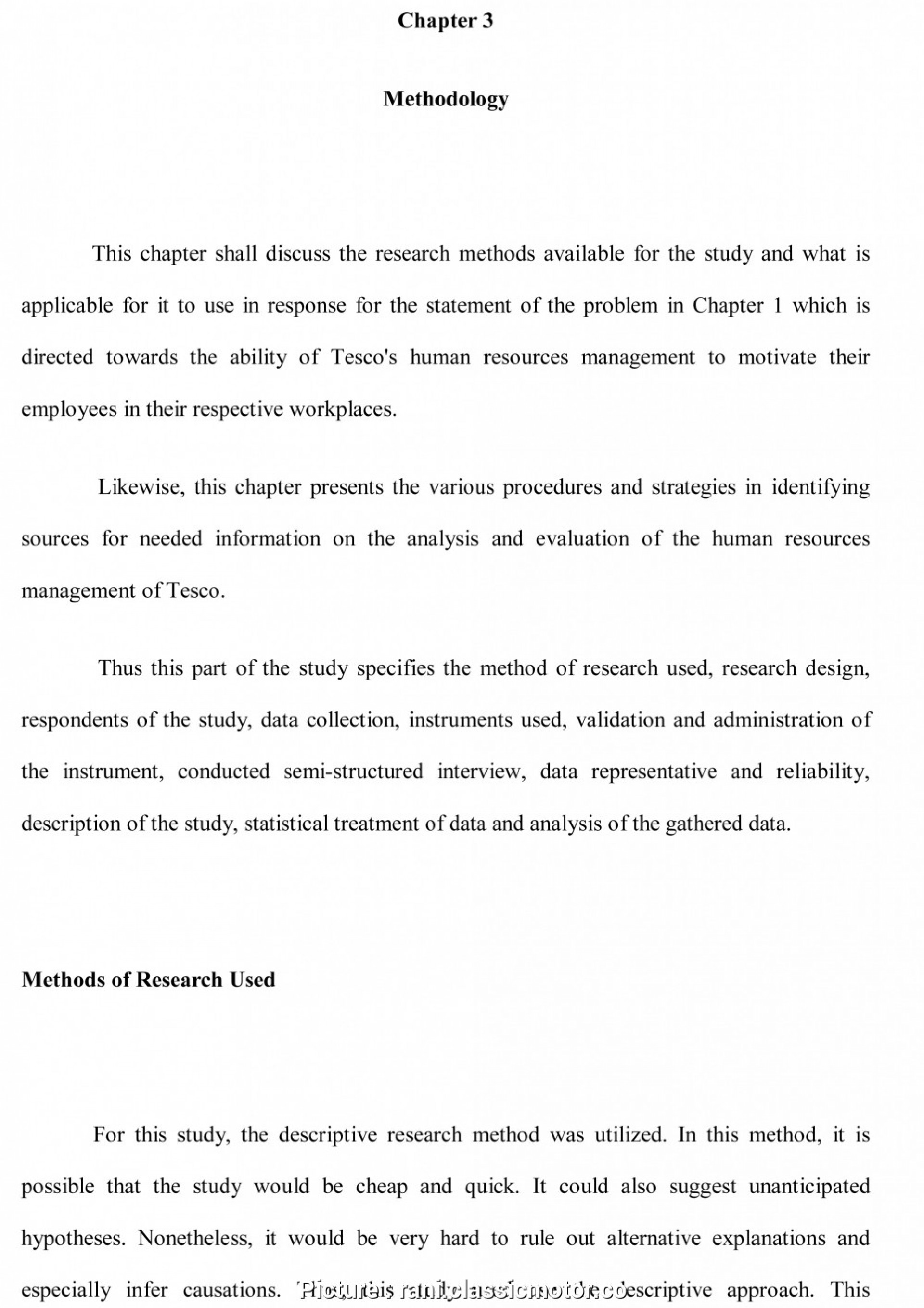 sample business proposal methodology essay examples to