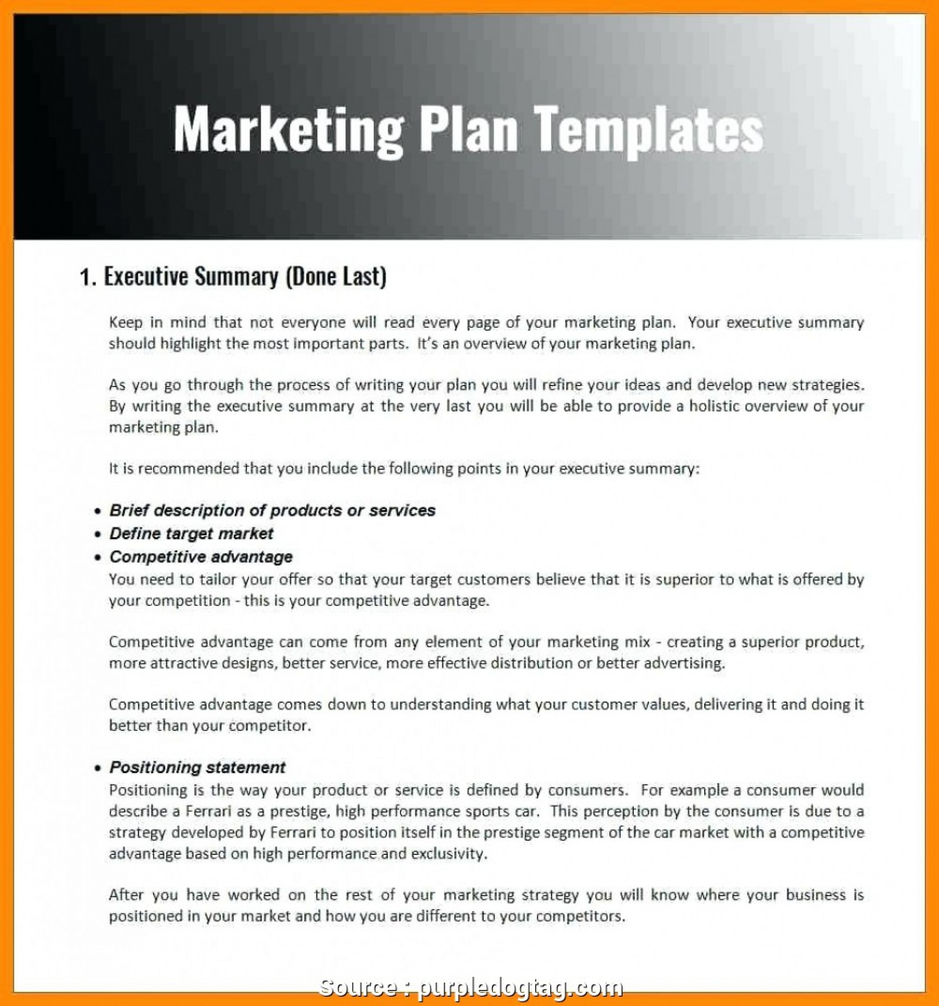 026 20market Plan20mplate Digital Marketing Pdf Study Music Presentation Ppt Product20 Format For Research Sensational Paper Free Templates Powerpoint 1920