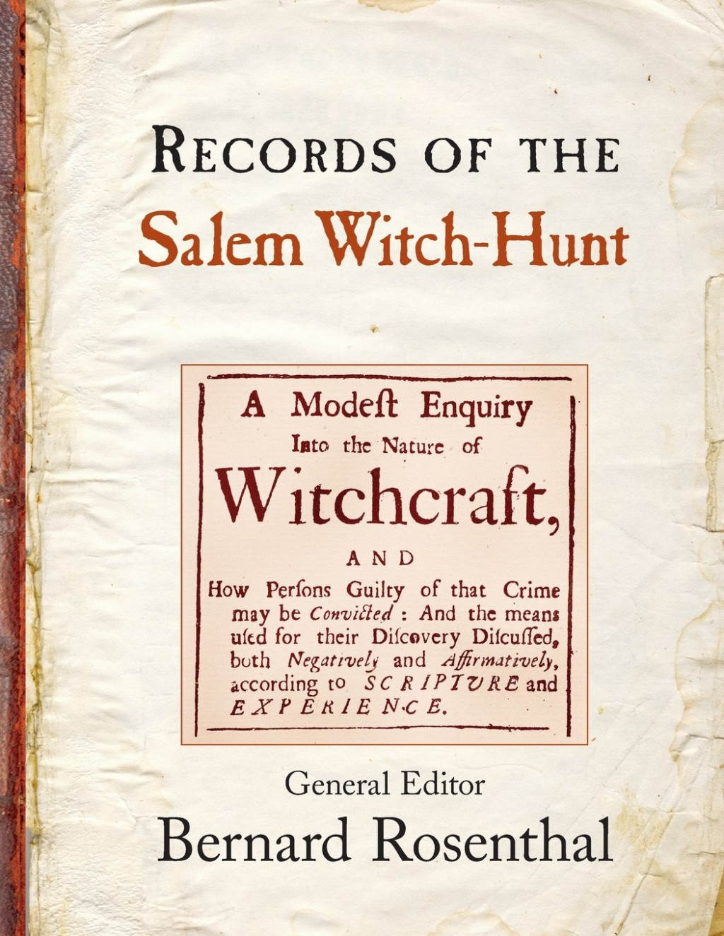 026 Free Salem Witch Trials Research Paper Marvelous Large