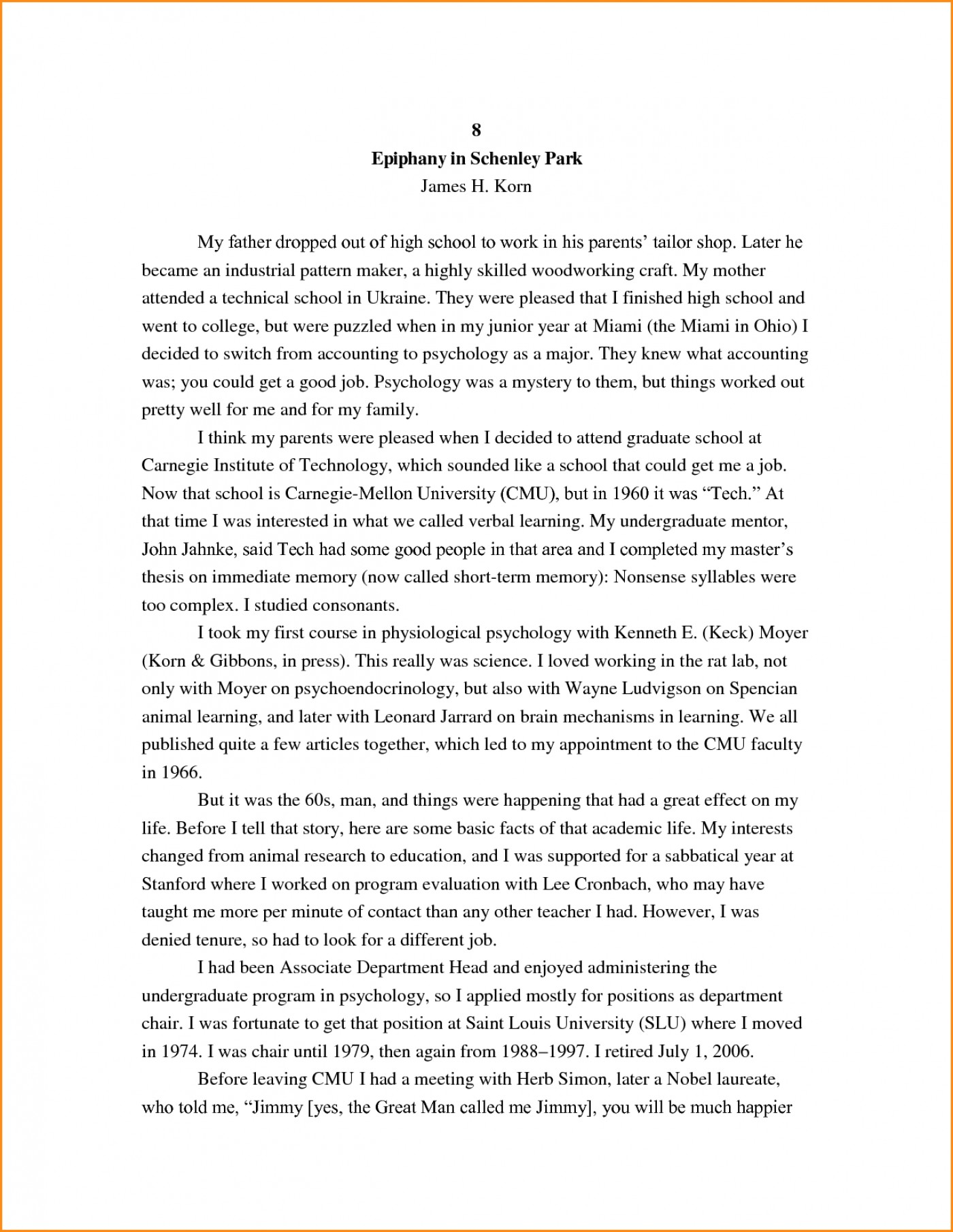 026 High School Research Paper Student Autobiography Stupendous Example Apa Unique Ideas For Guidelines 1400