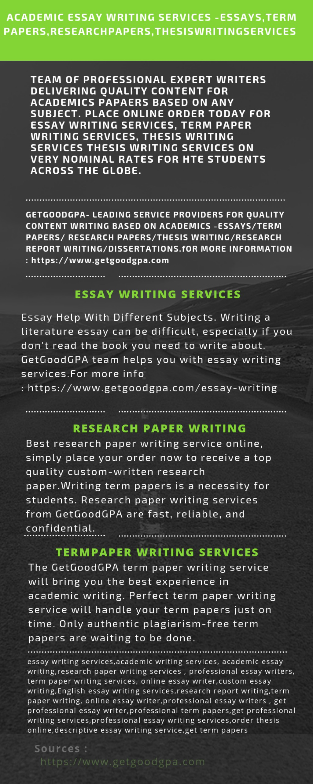 026 Research Paper Custom Writing Services Dreaded Best Academic Service Thesis Large