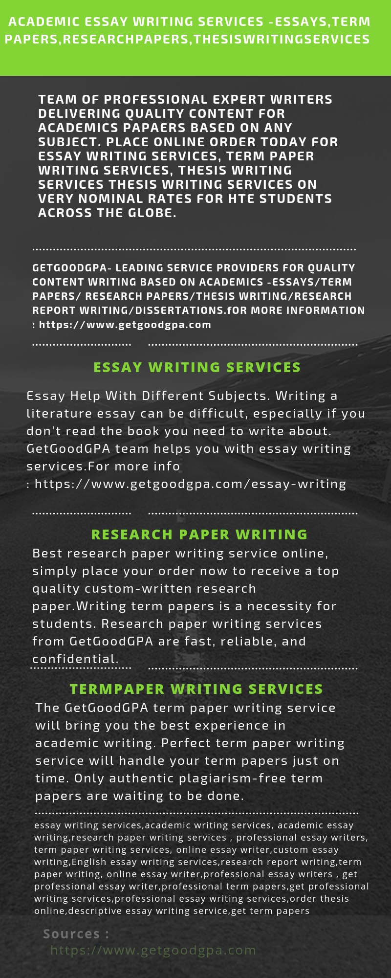 026 Research Paper Custom Writing Services Dreaded Best Academic Service Thesis Full