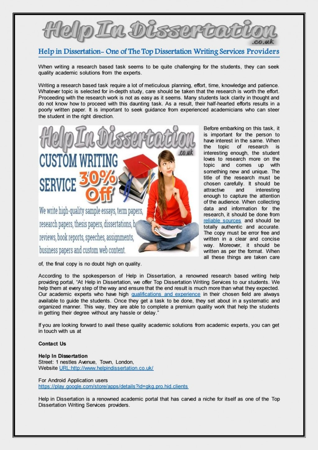 027 Research Paper Best Fearsome Websites Top Writing Large