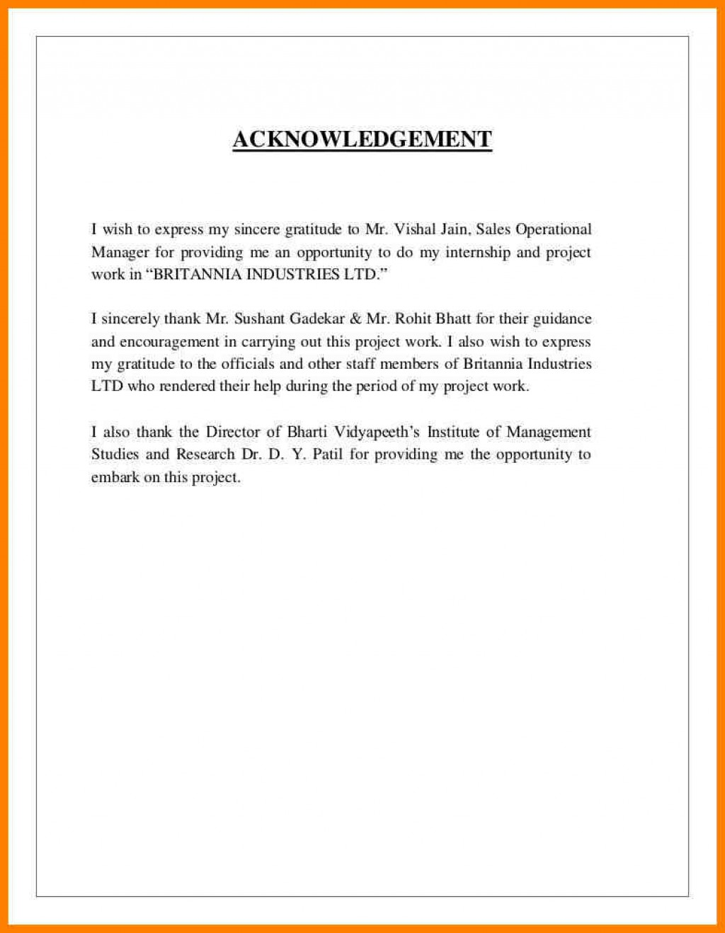 027 Sample Acknowledgement Page For Research Papers On Free Term Paper Essays Apa Short Essay Format Staggering Topic Proposal Childhood Obesity Writing Large