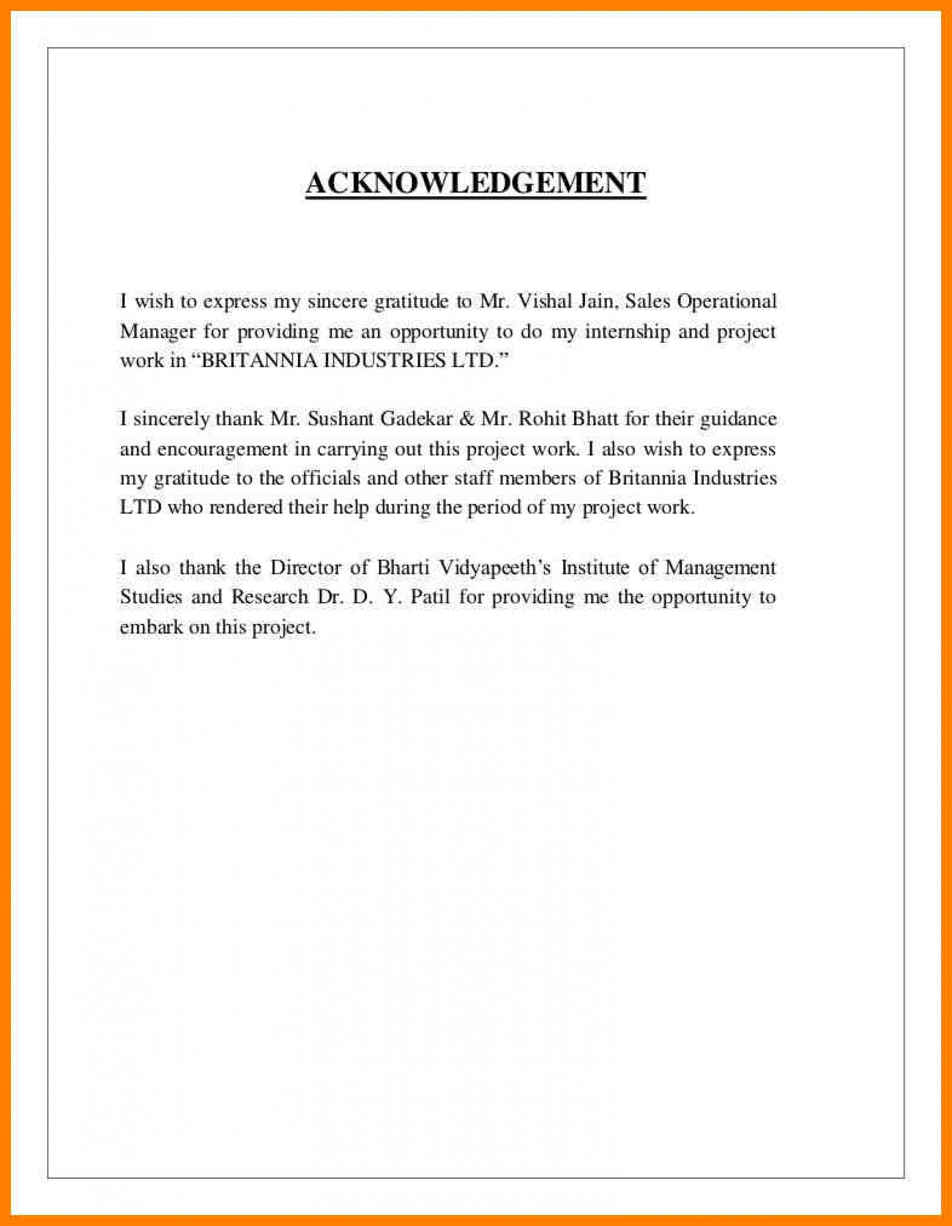 027 Sample Acknowledgement Page For Research Papers On Free Term Paper Essays Apa Short Essay Format Staggering Topic Proposal Childhood Obesity Writing 1920
