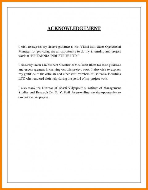 027 Sample Acknowledgement Page For Research Papers On Free Term Paper Essays Apa Short Essay Format Staggering Topic Proposal Childhood Obesity Writing 480