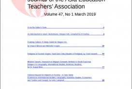 028 Free Download Researchs On Education Contents  Asiajournal Vol47 No1 March2019 Stunning Research Papers