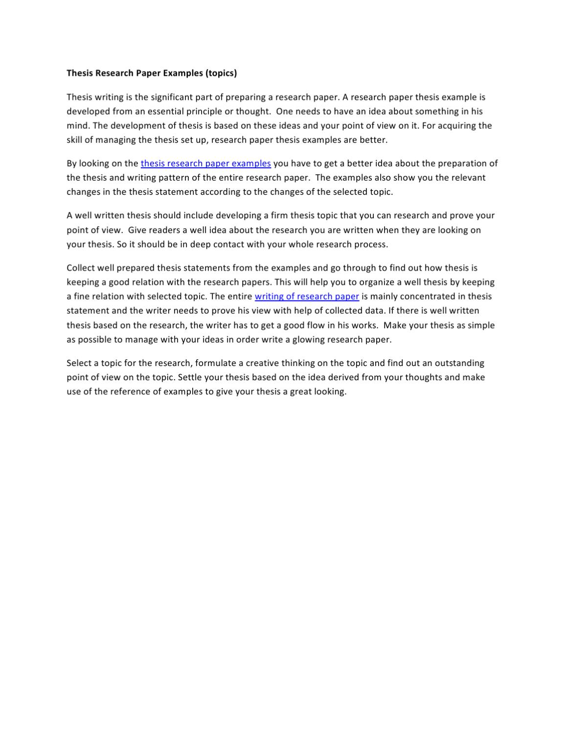 028 Ideas For Research Paper Page 1 Shocking A Topics Writing Good Social Psychology Full