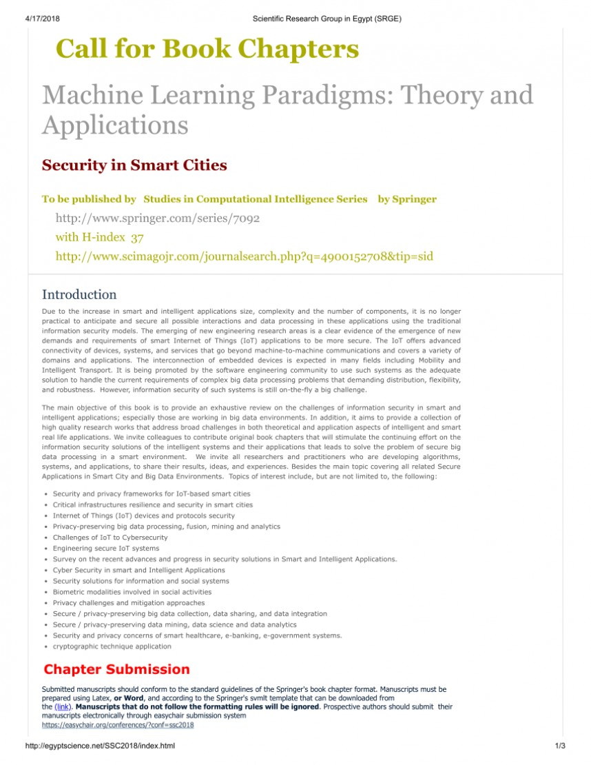 028 Research Paper How To Publish In Springer Top Journal