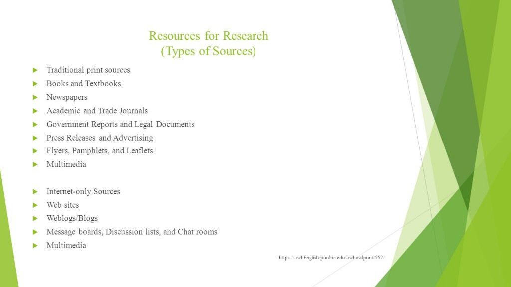 029 Research Paper Credible Sources For High School Slide 3 Singular Large