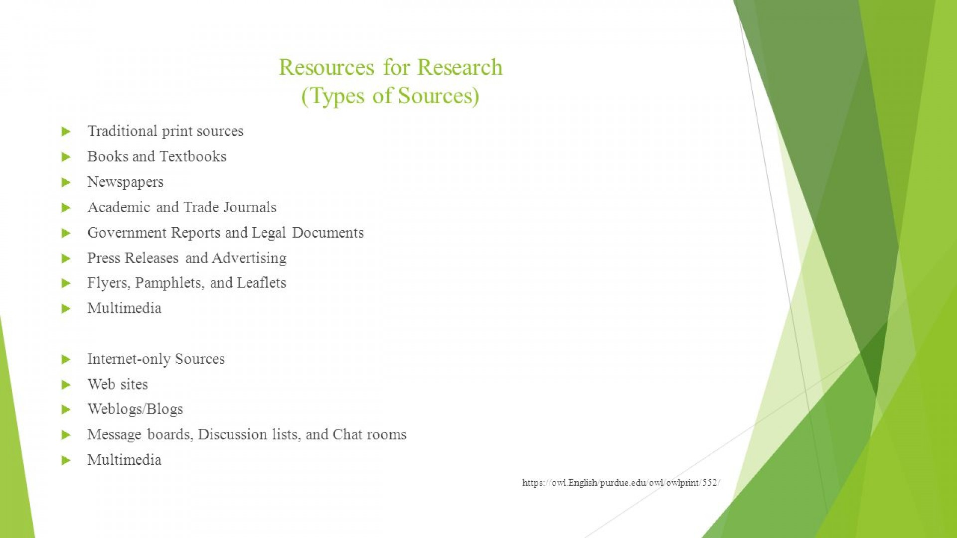 029 Research Paper Credible Sources For High School Slide 3 Singular 1920
