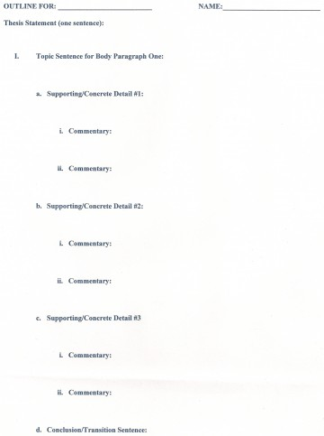 029 Research Paper Formats Outline Singular Format Pdf List Of Header Apa 360