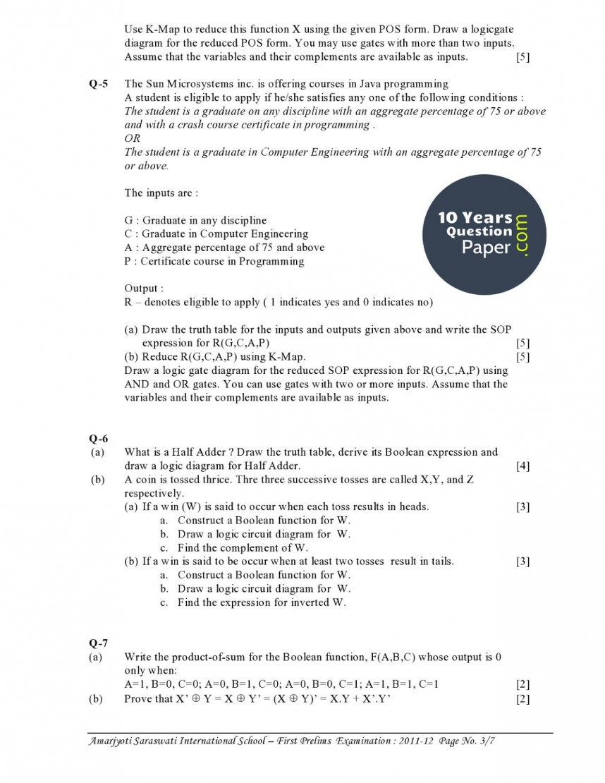 029 Research Paper Isc Class Computer Science Sample Magnificent Example